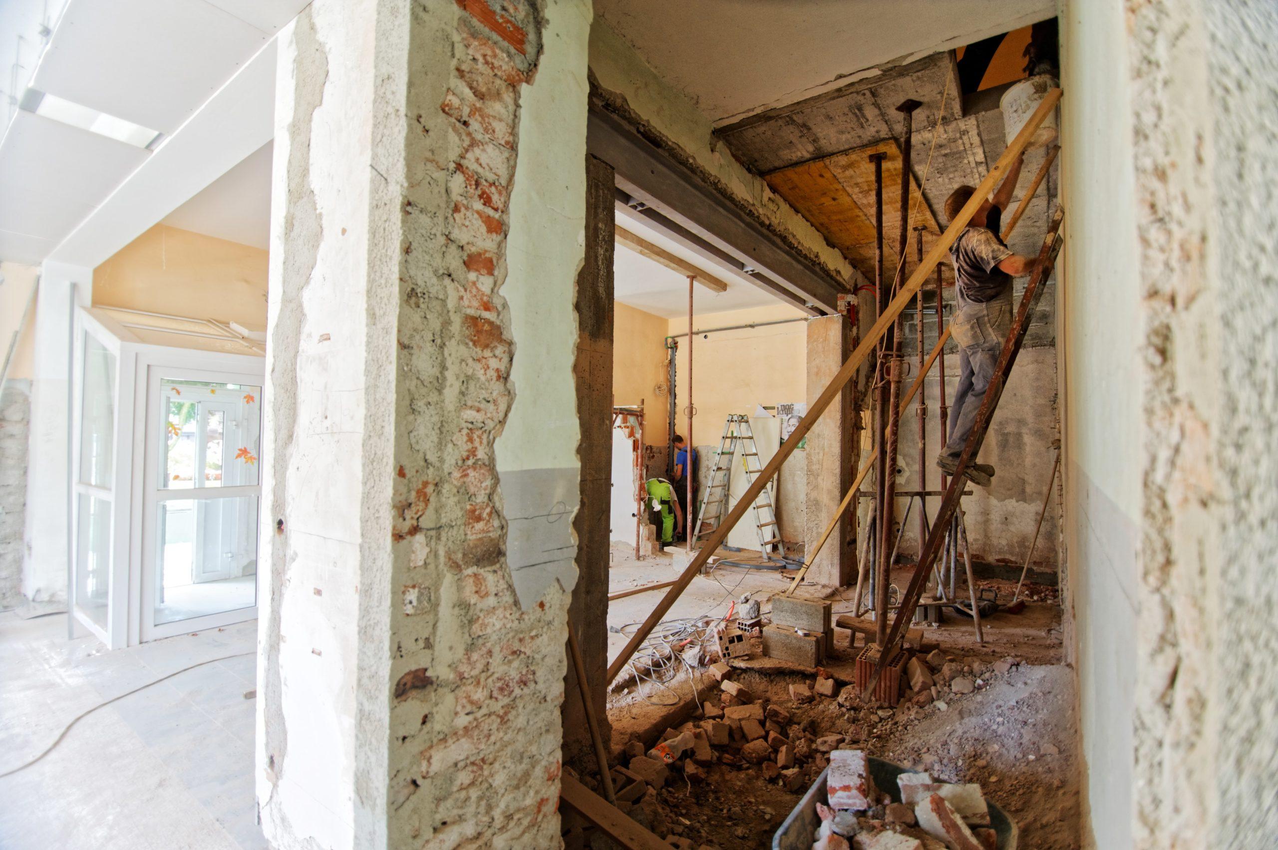 travaux rénovation paris